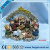 Шарж Polyresin новое - принесенный комплект рождества Иисус