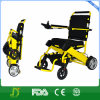 Facile trasportare la sedia a rotelle d'profilatura di paralisi cerebrale di potenza