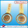 3D Excellent Brass Medals Quality Custom Medal Wholesale Medallion comme Award Souvenir Medal Gifts