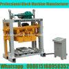 Formenmaschinen-Preise des Block-Qt40-2 in Nigeria
