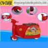 Automobile dei bagagli del giocattolo della scivolata per i bambini