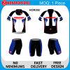 Cycling su ordinazione Wear con Sublimation Printing che &Cycling la Jersey