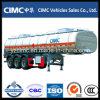 3 acoplado del depósito de gasolina de aceite del árbol Cimc 45000L