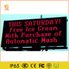 Hete Sale LED Electronic Sign voor LED Screen