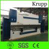 Freio da imprensa do CNC de 4+1 linhas centrais/máquina de dobra com Compasation hidráulico