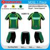 항균 100%년 Polyester Custom Sublimation Print Cycling Wear 및 Shorts