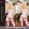 Nounours Backless Crotchless Bodystocking (KK02-036) du Chemise des femmes sexy de lingerie