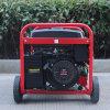 De draagbare Generator van de Benzine van 7500 6kw Zwitserse Kraftpapier 15HP