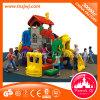 Jogo comercial usado da corrediça do campo de jogos do equipamento do jardim de infância