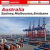 FCL&LCL Ocean Shipping From China a Sydney/Melbourne/Brisbane, Austrália