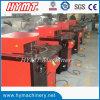 Découpage variable hydraulique de la cornière QX28Y-4X200 entaillant la machine