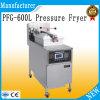 Chinesischer Hersteller der Pfg-600L Gas Kfc Druck-Bratpfanne-(CER-ISO)