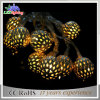 10m 100 LED Colorful Ball String Light Holiday Light Christmas Decoration Light RGB Lighted String Ball Light