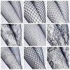 Panty van de Legging van het Gat van het Netwerk van het Visnet van vrouwen de Sexy (FN152)