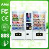 Máquina expendedora Af-9L+9RS del bocado de 30 selecciones y del elevador de la bebida