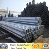 600G/M2 Hot Dipped Galvanized Welded Steel Pipe