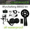 8fun Bafang BBS-02 BBS02 MID Mount Motor MID Central 48V750W Drive Ebike Conversion Kit