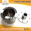 精密チタニウムの金属CNCの機械化の部品