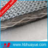 Nastro trasportatore di gomma del PVC Pvg di alta qualità 800s 1000s 1400s