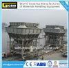 石炭のバルク貨物のための企業の集じん器の移動式タイプローディングのホッパー機械