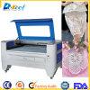 máquina de grabado del laser del CNC del cortador del laser del CO2 50W para la tela