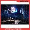 Showcomplex P6 옥외 풀 컬러 LED 벽