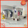 Деревянное приспособление индикации одежд для магазина