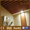 Les produits de WPC imperméabilisent le plafond en plastique de PVC