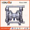 Pompe à diaphragme pneumatique à haute pression de Yonjou, pompe à diaphragme pneumatique liquide de HCL