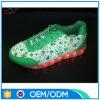 MOQ inférieurs personnalisent des chaussures d'éclairage LED de mode