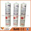 Sigillante di vetro non tossico del silicone alla rinfusa acido della costruzione