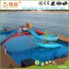 OEMの水公園巨大な水スライド