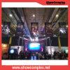 Visualización de LED al aire libre de alquiler P4 SMD1921 alto Brgithenss