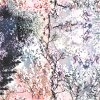 Kleid-Digital-Drucken-Chiffon- Silk Gewebe (XF-0101)