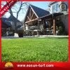 Heißer verkaufenhochzeits-Dekoration-künstlicher Gras-Tür-Strandhafer mit Blume von China