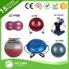 No6-2 de gebarsten Bal van de Geschiktheid van de Oefening van de Gymnastiek van de Bal van de Yoga met de Buis van de Weerstand