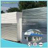 Los paneles de pared acanalados de acero de emparedado del color de la alta calidad EPS