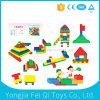 Los ladrillos de interior Zona de juegos juguete niño juguete bloques de plástico (FQ-6055)