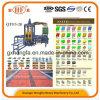 Qtf 3-20 automatische konkrete Farbe blockt Maschine