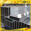 공장은 6063 T5-T6에 의하여 양극 처리된 알루미늄 관에 의하여 주문을 받아서 만들어진 크기를 공급한다