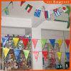 Bandiere nazionali per gli eventi di Activities&Public della decorazione & del banco del partito