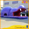 Vivid Hippo inflable de salto Bounce (AQ02309)