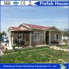 Casa pré-fabricada do recipiente da casa modular móvel da casa da construção de aço