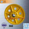 Puleggia diretta del pezzo fuso della fabbrica S45c di certificazione dello SGS (OD1000)