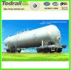 Carro ferroviario ligero ferroviario del tanque de petróleo Tr70