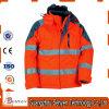Безопасности обеспеченностью видимости людей высокого качества куртка высокой отражательная