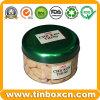 Plätzchen konservieren, Biskuit-Zinn, Imbiss-Zinn, Nahrungsmittelzinn-Kasten, Blechdose, Metallkasten-Verpacken