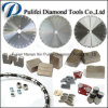 Китай оборудует вырезывания мрамора гранита части алмазный резец каменного полируя