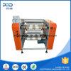 Machine de rebobinage de découpeuse de film protecteur de fil de PVC