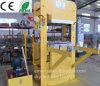 Prensa hidráulica/prensa de vulcanización de la placa/prensa de vulcanización de goma